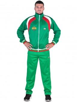 Мъжки спортен екип,  България, полиестер, модел 11, Адлерс България