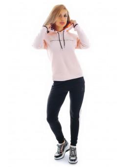 Дамски спортен комплект, памук еластан, Quick Line, модел 3002