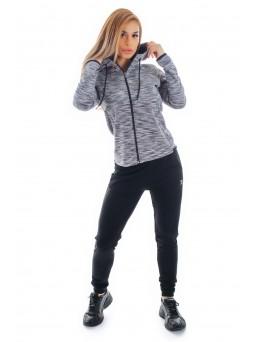 Дамски спортен екип, памук еластан, Quick Line, модел 3072